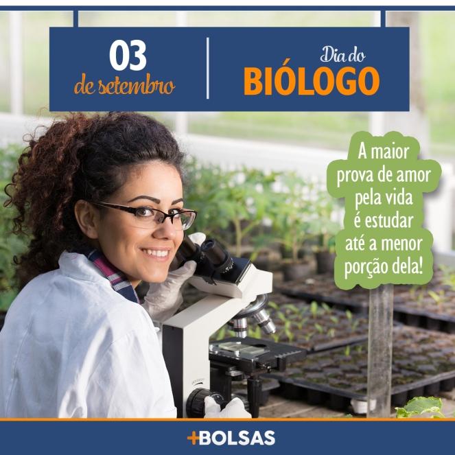 Dia do Biologo