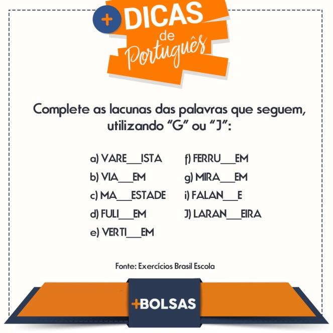 dicas de Portugues 11